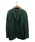 L.B.M.1911(ルビアム1911)の古着「3Bジャケット」|グリーン