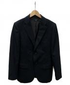 +J(プラス ジェイ)の古着「セットアップウールジャケット&パンツ」|ブラック