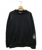 Y-3()の古着「Yohji Skull Sweater」 ブラック
