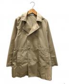 MACKINTOSH(マッキントッシュ)の古着「フーデッドジャケット」|ベージュ