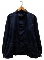 USED(ユーズド)の古着「ナッパ服」|レトロネイビー