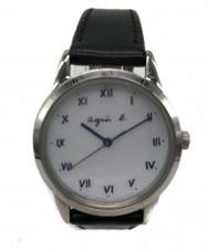 agnes b (アニエスベー) 時計 v117-kny0
