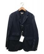 Engineered Garments(エンジニアードガーメンツ)の古着「3Bブレザー」|ネイビー