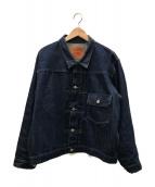 LEVIS VINTAGE CLOTHING(リーバイスヴィンテージクロージング)の古着「デニムジャケット」|ブルー
