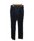 agnes b homme(アニエスベーオム)の古着「JCI4 PANTALON パンツ」|インディゴ