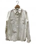 JELADO(ジェラード)の古着「コットンワークシャツ」 ホワイト