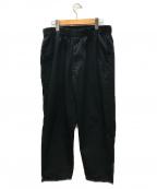 MINOTAUR(ミノトール)の古着「ワイドテーパードパンツ」|ブラック