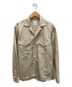 MACKINTOSH PHILOSOPHY(マッキントッシュフィロソフィー)の古着「リネン混ジャケット」 ベージュ