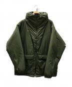 nanamica(ナナミカ)の古着「中綿ジャケット」|グリーン