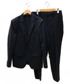 TAKEO KIKUCHI(タケオキクチ)の古着「セットアップスーツ」 ネイビー