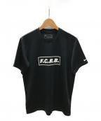 F.C.R.B.×NIKE(エフシーリアルブリストル×ナイキ)の古着「セットアップジャージ」|ブラック