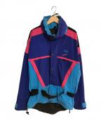 THE NORTH FACE(ザ ノース フェイス)の古着「90´s GORE-TEXジャケット」|ブルー×ピンク