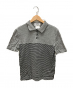 CHANEL(シャネル)の古着「ポロシャツ」|ライトグレー