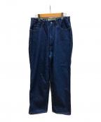 WESTOVERALLS(ウエストオーバーオールズ)の古着「デニムパンツ」 ブルー