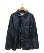 POST O'ALLS(ポストオーバーオールズ)の古着「カバーオール」|ブルー