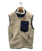 Patagonia()の古着「Classic Retro-X Vest」|ベージュ