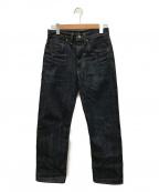 LEVI'S VINTAGE CLOTHING(リーバイスヴィンテージクロージング)の古着「S501XX 1944MODEL RIGID」 ブルー