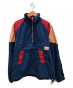 LEVI'S VINTAGE CLOTHING(リーバイスヴィンテージクロージング)の古着「アノラックジャケット」 ブルー