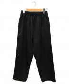 Y-3(ワイスリー)の古着「イージーワイドパンツ」|ブラック