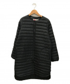 Traditional Weatherwear(トラディショナルウェザーウェア)の古着「アークリーロングインナーダウンコート」|ブラック