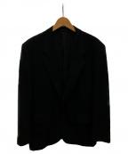 COMME des GARCONS(コムデギャルソン)の古着「ウール2Bジャケット」 ブラック