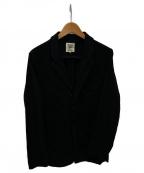 JACKMAN(ジャックマン)の古着「セットアップスーツ」 ブラック