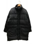 ()の古着「古着オーバーサイズダウンジャケット」 ブラック