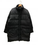 Calvin Klein(カルバンクライン)の古着「古着オーバーサイズダウンジャケット」|ブラック