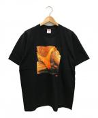 SUPREME(シュプリーム)の古着「プリントTシャツ」|ブラック