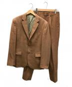 Mr.Gentleman(ミスタージェントルマン)の古着「セットアップスーツ」|ベージュ