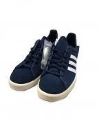 adidas()の古着「ローカットスニーカー」|ネイビー