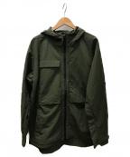 OAKLEY(オークリー)の古着「RS Bagless Firm Jacket」|グリーン