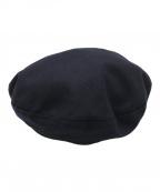 Engineered Garments×BEAMS(エンジニアードガーメンツ×ビームス)の古着「ベレー帽」 ネイビー