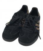 adidas originals  × neighborhood × END.(アディダスオリジナルス × ネイバーフッド×エンド)の古着「ローカットスニーカー」 ブラック