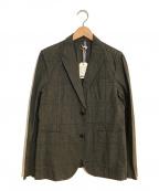 ts(s)(ティーエスエス)の古着「テーラードジャケット」|ベージュ