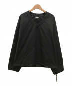 WILLY CHAVARRIA()の古着「プルオーバーシャツ」|グレー