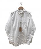 orSlow(オアスロウ)の古着「コットンシャツ」|ホワイト