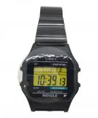 TIMEX × BEAMS(タイメックス×ビームス)の古着「デジタルウォッチ」
