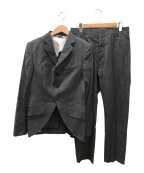 Vivienne Westwood man(ヴィヴィアン ウェストウッド マン)の古着「セットアップスーツ」|グレー