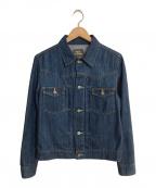 R.H.Vintage(ロンハーマン・ヴィンテージ)の古着「デニムジャケット」 ブルー