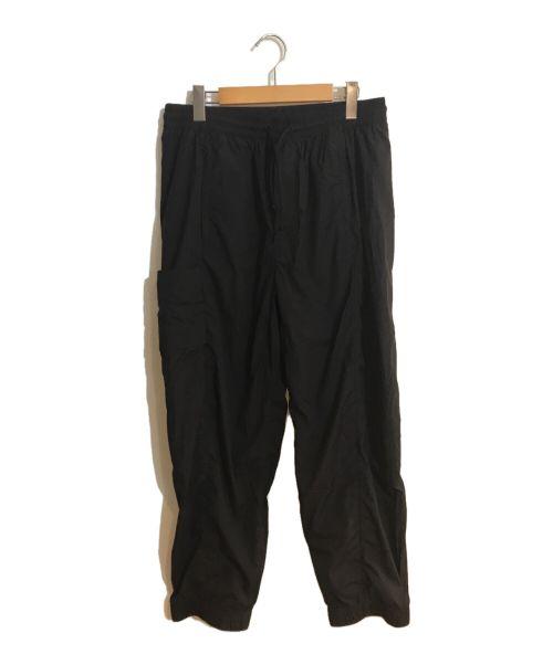 Y-3(ワイスリー)Y-3 (ワイスリー)  TARVEL TRACK PANTS ブラック サイズ:Mの古着・服飾アイテム