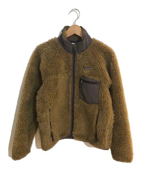 Patagonia(パタゴニア)Patagonia (パタゴニア) CLASSIC RETRO CARDIGAN ブラウン サイズ:XSの古着・服飾アイテム