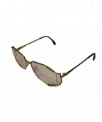 CAZAL(カザール)の古着「眼鏡」|ゴールド×ブラック