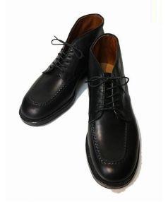 ALDEN(オールデン)の古着「チャッカーブーツ」 ブラック
