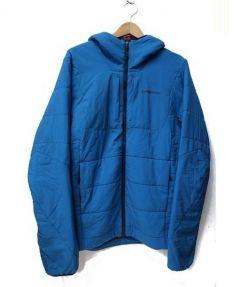 Patagonia(パタゴニア)の古着「Nano-Air Hoody」|ブルー