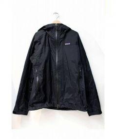 Patagonia(パタゴニア)の古着「レインシャド-ジャケット」|ブラック