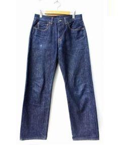 LEVIS VINTAGE CLOTHING(リーバイス ビンテージ クロージング)の古着「66年復刻デニムパンツ」|インディゴ