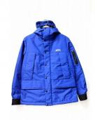 FTC(エフティーシ)の古着「WATERPROOF MOUNTAIN JACKET」 ブルー