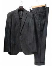 DURBAN(ダーバン)の古着「2Bセットアップスーツ」|ブラック