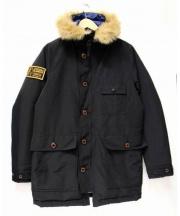 Hysteric Glamour(ヒステリックグラマー)の古着「プリマロフトN-3Bジャケット」 ブラック